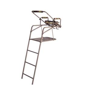 "All About Game 15"" Deluxe Ladder with Folding Seat"