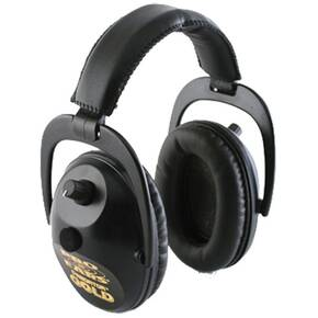 Pro Ears Predator Gold Electronic Ear Muffs