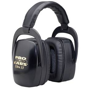 Pro Ears Ultra 33 Passive Ear Muffs