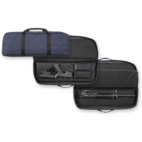 "Bulldog 29"" Ultra Compact AR-15 Discreet Carry Case Navy"