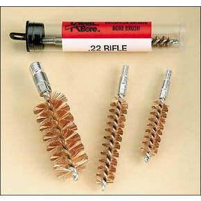 KleenBore Twister Bronze Bore Brush .243/.25/6mm/6.5mm