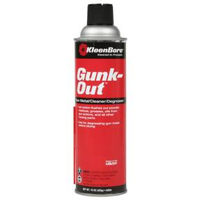KleenBore Gunk-Out Cleaner/Degreaser