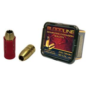 Knight Muzzleloading Bloodline Expansion Bullets .50 cal 220 gr Saboted 20/ct