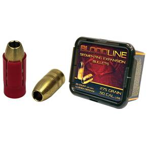 Knight Muzzleloading Bloodline Expansion Bullets .50 cal 275 gr Saboted  20/ct
