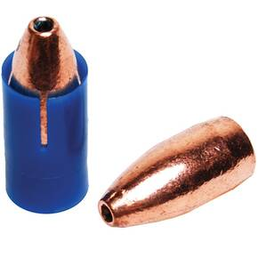 Knight Muzzleloading TM Muzzleloader Bullets with EZ Load Sabots .50 cal 245 gr Spitzer Boat Tail 20/ct