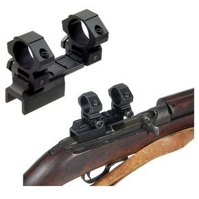 "Leapers UTG M1 Carbine Mount Complete with 1"" Rings"