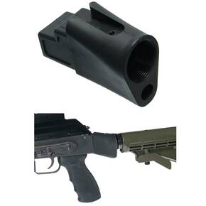 Leapers UTG AK47 Stock Adaptor, for Use with AR Stocks on AK
