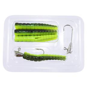 Leland Trout Magnet Hard Bait 9pk - Black/Green
