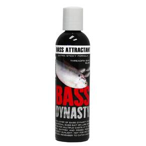 Bass Dynasty Slime Scent 3 oz - Threadfin Shad