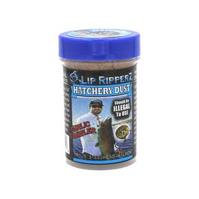 Lip Ripperz Hatchery Dust Scent 1 oz - Garlic Crawler Scent