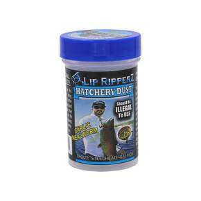 Lip Ripperz Hatchery Dust Scent 1 oz - Garlic Mealworm Scent