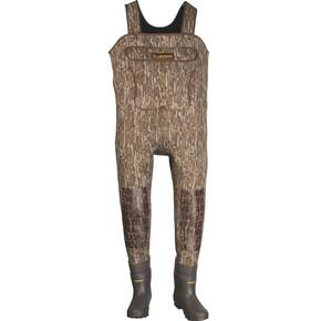 LaCrosse Super-Tuff Chest Waders - 1000g Mossy Oak Break-up Size 8