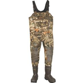 LaCrosse Chest Waders Brush Tuff - RealTree MAX-4 AP Size 8