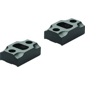Leupold 2-Piece Turn-In Dual Dovetail Base Tikka T3/T3x RVF - Matte
