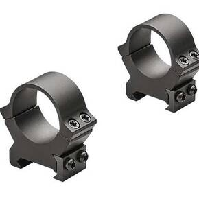 "Leupold 2-Piece Precision-Fit QRW2 Weaver-Style Rings 1"" Low Gloss"