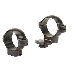"Leupold 2-Piece STD Extension Rings 1"", Medium, Gloss"