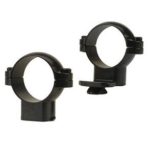 "Leupold 2-Piece STD Extension Rings 1"", High, Gloss"