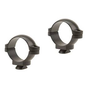 "Leupold 2-Piece Dual Dovetail Rings - 1"" Low, Matte"