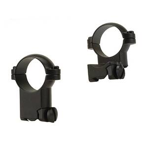 "Leupold 2-Piece Extension Ringmounts - Ruger M77 1"" High, Matte Black - Ruger M77 1"" Super High, Matte Black"