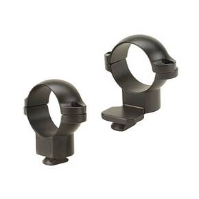 "Leupold 2-Piece Dual Dovetail Extension Rings - 1"" High, EXT, Matte"