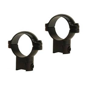 "Leupold 2-Piece .22 Rimfire Ringmounts 3/8"" High, Gloss"