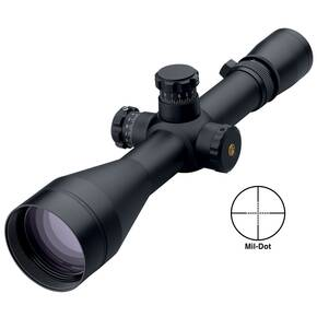 "BLEMISHED Leupold Mark 4 LR/T M1 Rifle Scope - 4.5-14x50mm M1 Mil-Dot 19-7.6' 4..5-3.6"" Matte"