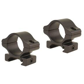 "Leupold 2-Piece Rifleman Detachable Weaver-Style Aluminum Rings - 1"" Low, Matte"
