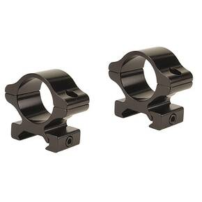 "Leupold 2-Piece Rifleman Detachable Weaver-Style Aluminum Rings - 1"" Medium, Gloss"