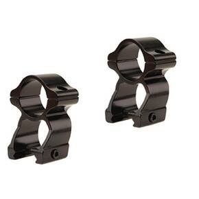 "Leupold 2-Piece Rifleman Detachable Weaver-Style See-Thru Aluminum Rings 1"" High, Gloss"