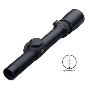 "Leupold Mark 4 MR/T Rifle Scope - 1.5-5x20mm 30mm Special Purpose 65.7-23.9' FOV 4.4-3.6"" ER Matte"