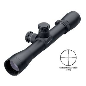 "Leupold Mark 4 MR/T M1 Rifle Scope - 2.5-8x36mm M1 TMR 37.5-13.7' 4.5-3.6"" Matte"