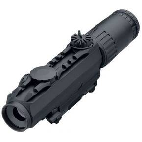 BLEMISHED Leupold Mark 4 CQ/T Rifle Scope - 1-3x14mm Illuminated CM-R2 Reticle Black Matte
