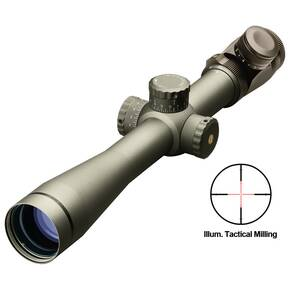"BLEMISHED Leupold Mark 4 LR/T M2 Rifle Scope - 3.5-10x40mm M2 Illum. TMR 29.9-11' 4.7-3.4"" Dark Earth"