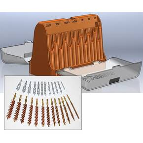 Lyman 26 Piece Jag and Brush Set
