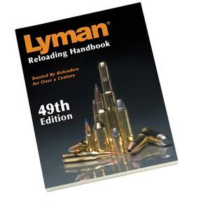 Lyman 49th Edition Reloading Handbook - Soft Cover