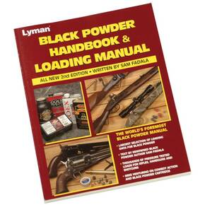 Lyman Black Powder Handbook & Loading Manual - 2nd Edition