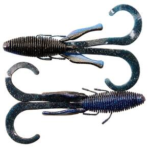Missile Baits Baby D Stroyer Soft Craw Lure 10pk - Bruiser Flash