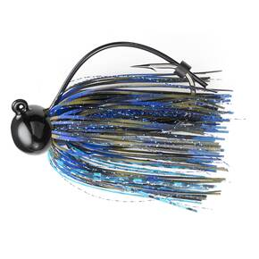M-Pack Football Jig Lure 1 oz - Okeechobee Craw
