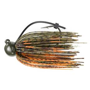 M-Pack Football Jig Lure 1 oz - Spring Craw