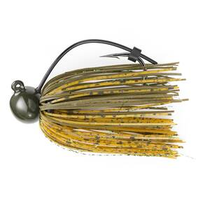 M-Pack Football Jig Lure 3/4 oz - Natural Craw