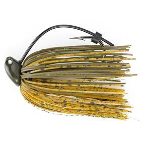 M-Pack Flipp'n Jig Lure 3/8 oz - Natural Craw