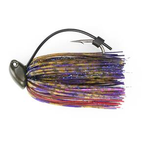 M-Pack Flipp'n Jig Lure 3/8 oz - PB & Strawberry