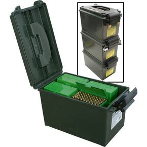 MTM Ammunition Can - Forest Green