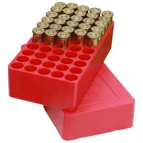 MTM J-50 Series Slip Top Handgun Ammo Box