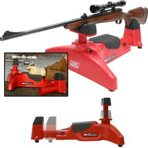 MTM Predator Shooting Rest- Red
