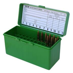 MTM Gun-Gard R-60 Series Rifle Ammo Box