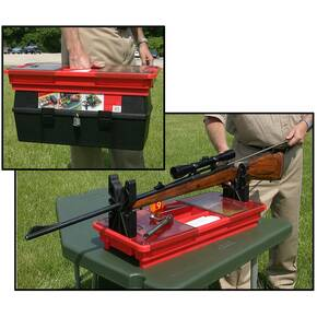 MTM Portable Rifle & Shotgun Maintenance Case