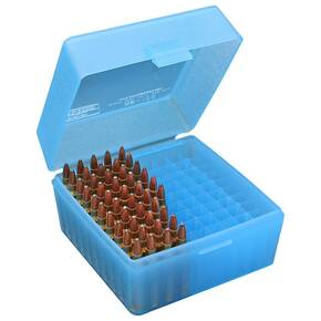 MTM Case Guard P-50 Series Small Rifle Ammo Box