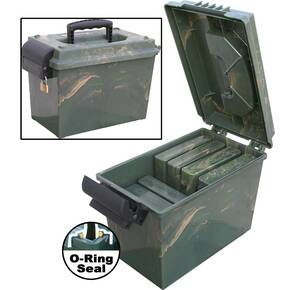 "MTM 14""x7.5""x9"" Sportsman Dry Box"