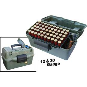 MTM Deluxe Shotshell Case Dual Gauge 100 Rounds